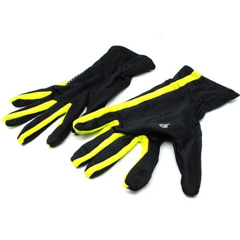 Sarung Tangan Elektrik sarung tangan olahraga motor fashionable black green