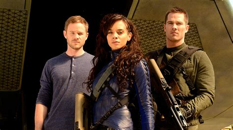 Or Syfy Killjoys News Welcome To The World Of Killjoys Syfy Wire