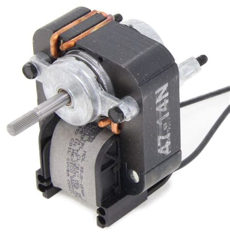 Replacement 110 Volt Ac Fan Motor For Ventline Rv Bathroom