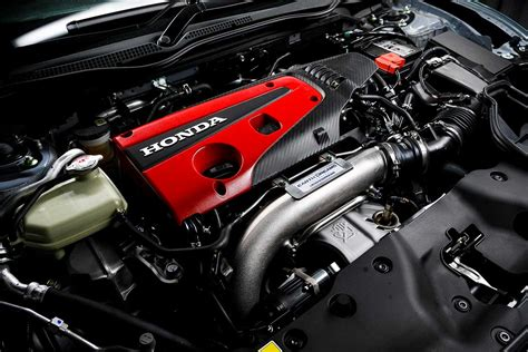 Civic Type R Tune by Honda Civic Type R Tune Unlocks 43kw And 107nm