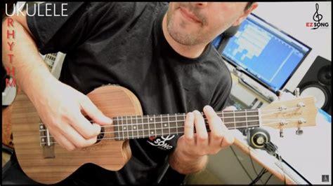 marshmello ukulele chords ez song lessons 187 fly marshmello rhythm