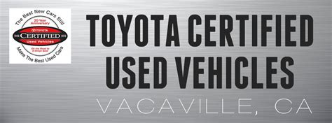 Toyota Certified Used 4 Advantages Of Buying A Used Car