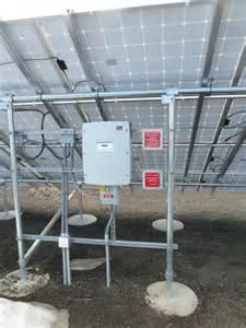 Aep Light Company Go Panneau Solaire Context Build Solar Array
