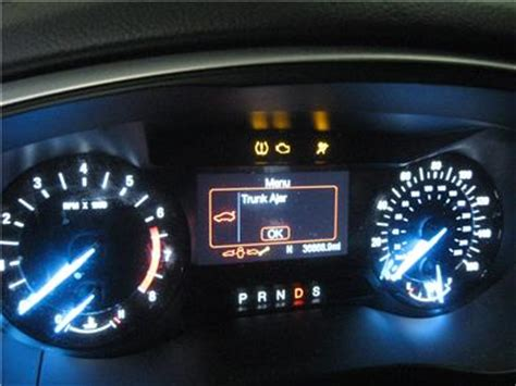 electronic stability control 2007 ford fusion instrument cluster ford fusion digital speedometer dash cluster mph 36k 2014 2015 oem es7t 10849e ebay