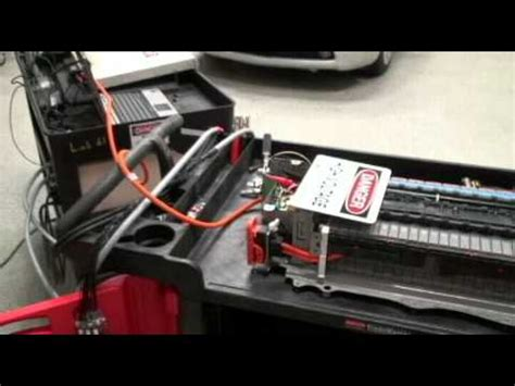 high voltage battery pack chargeravi youtube