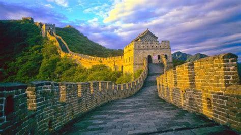 asal usul sejarah  great wall  china  julukan