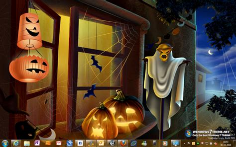 halloween desktop themes windows 7 dia de la cancion criolla o halloween 31 de octubre