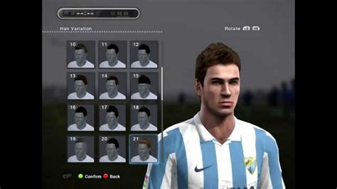 pes 2013 hairstyle pes 2015 all hairstyles youtube new hairstyles for pes
