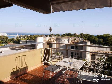 appartment mallorca apartment flat for rent in palma de mallorca iha 15872