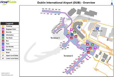Airport Terminal Diagrams