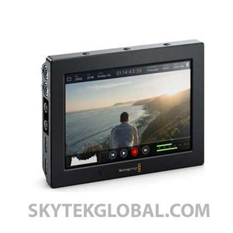 blackmagic video assist 4k monitor audio video skytekglobal