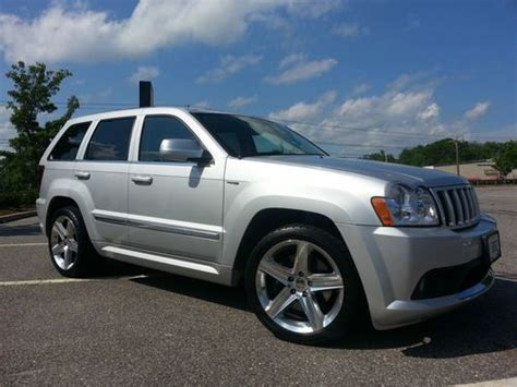 srt8 jeep modified purchase used 2006 jeep grand srt8 tastefully