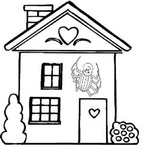 Desenho De Casas casa de colorir casa de colorir