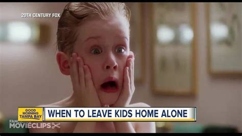 Where Does Home Alone Take Place by How To Tell If Your Child Is Enough For