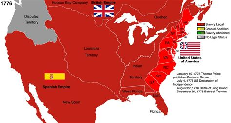 map of th usa us history and slavery 1776 by hillfighter on deviantart