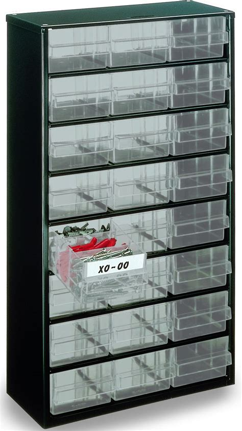 Drawer Storage Cabinet by Raaco Professional 24 X Drawer Storage Cabinet 107303