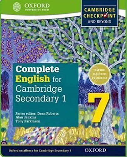 geog 1 workbook geog123 4th 0198393059 complete english for cambridge secondary 1 writing and grammar practice book for cambridge