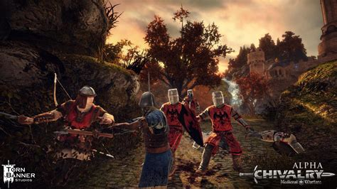 dream games chivalry medieval warfare