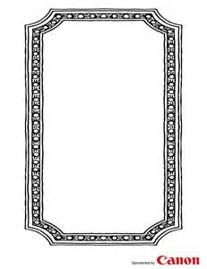 free printable picture frame templates redirecting to http www sheknows parenting slideshow