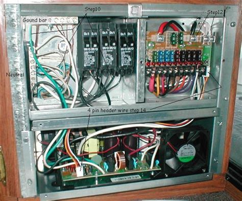 Replace 110 12v Converter