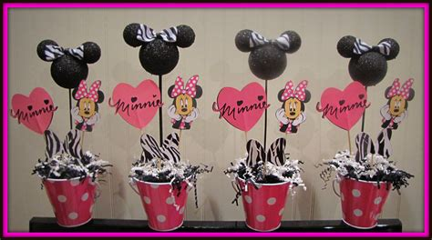 Minnie Mouse Birthday Decoration Ideas by Minnie Mouse Table Decoration Photograph Minnie Mous