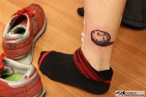 potato tattoo a potato geeky tattoos