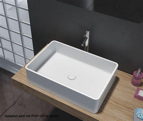Aufsatzwaschbecken Rund 20 by Aufsatzbecken Aufsatz Waschbecken Rechteck Pb2012 Design
