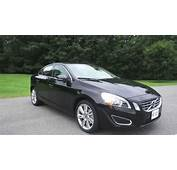 2013 Volvo S60 T6 AWD W/ Platinum Trim Black On From