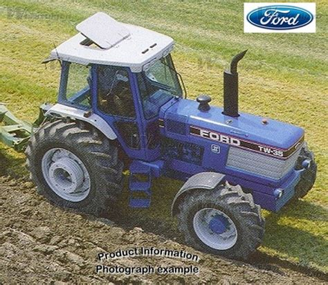 ford tw  mark ii ford machinery specifications