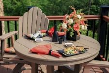 patio furniture huntsville al amish made poly outdoor furniture from berlin gardens in