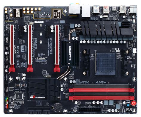 Gigabyte Am3 gigabyte unveils new 990fx and 970 gaming motherboards for