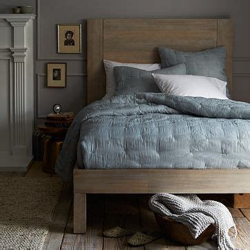 West Elm Boerum Headboard by Boerum Bed Frame Westelm S New Bedroom Ideas