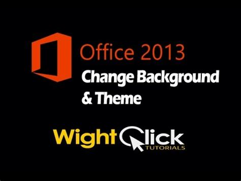 Office 2013 Themes by Change Office 2013 Theme Background 187 Vidplay