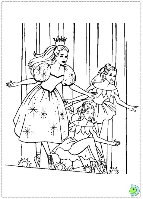 barbie nutcracker coloring pages free 80 nutcracker coloring pages barbie nutcracker