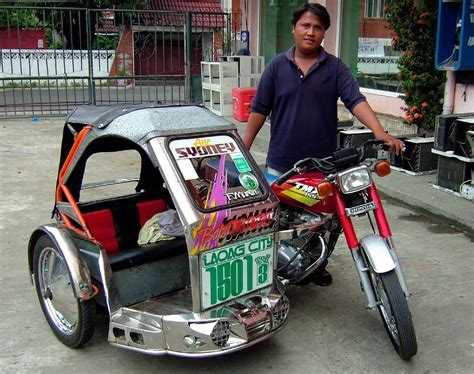 philippines tricycle filipino icon tricycle and pedicab ffe magazine
