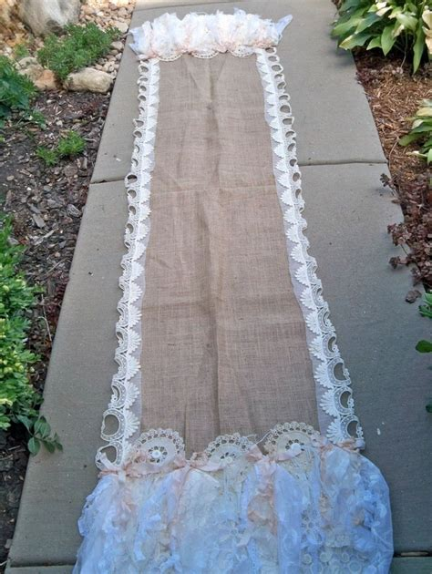 shabby chic table runner 28 best images about shabby chic table runners on
