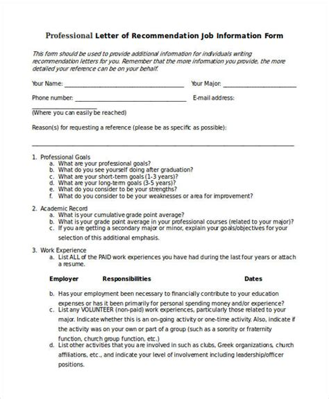 Formal Letter For Grade 5 Letters Free Sle Letters 79 Exles Of Recommendation Letters