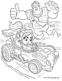 vanellope coloring coloring children wreck ralph coloring pages coloring book coloring
