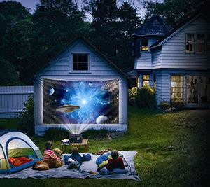 backyard movie projectors luxury father s day gift idea outdoor movie projector alpha mom