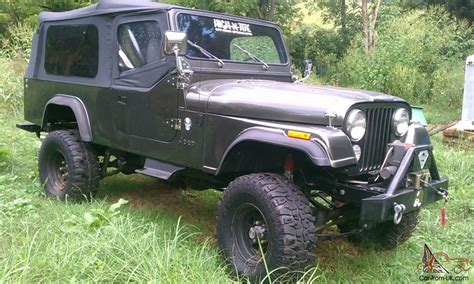 6 Seater Jeep Beautiful Jeep Scrambler Restored 5 Years Ago 6