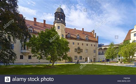 Luther House by Luther House In Wittenberg Germany Stock Photo Royalty