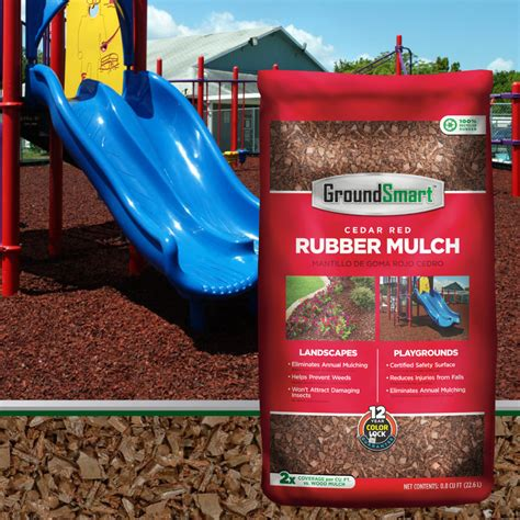 discount rubber sts free shipping groundsmart rubber mulch bulk discounts free shipping