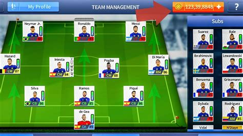 free download game dream league soccer mod dream league soccer hack zippy