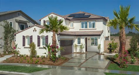 cornerstone landmark new home community rancho