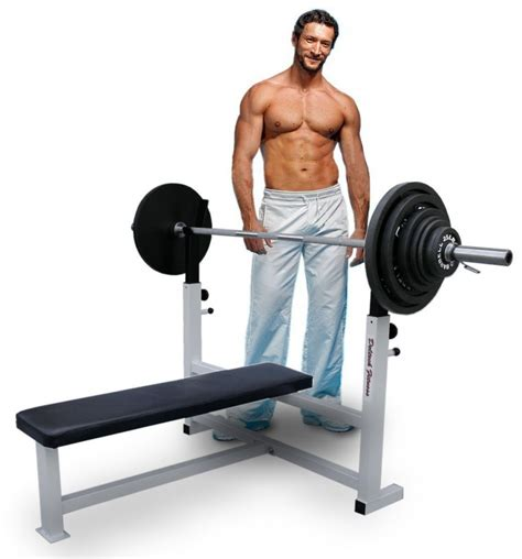 bench press picture the ultimate guide to building a badass affordable home gym