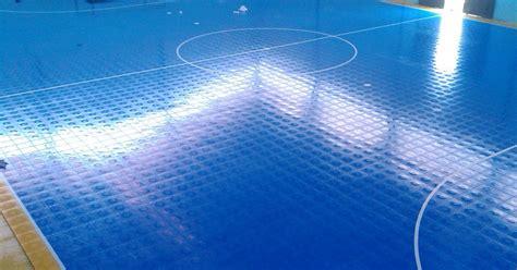 Karpet Lapangan Futsal Murah pusat jaring pengaman dan jaring safety interlock lantai