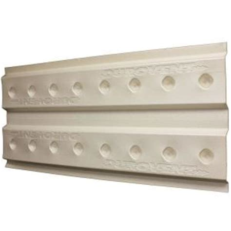 ado products 22 in x 4 ft attic ventilation system