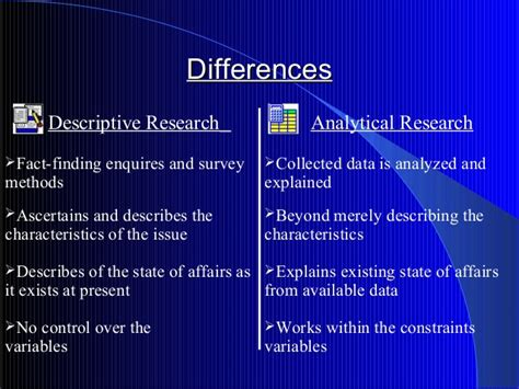 it was about fact based analytic research untold stories and more books descriptive and analytical research