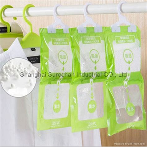 wardrobe hanging moisture remover closet dehumidifier bag