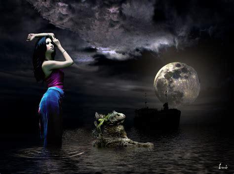 imagenes goticas de noche poemas a la orilla del v 201 rtigo noche de lunas en el estiaje